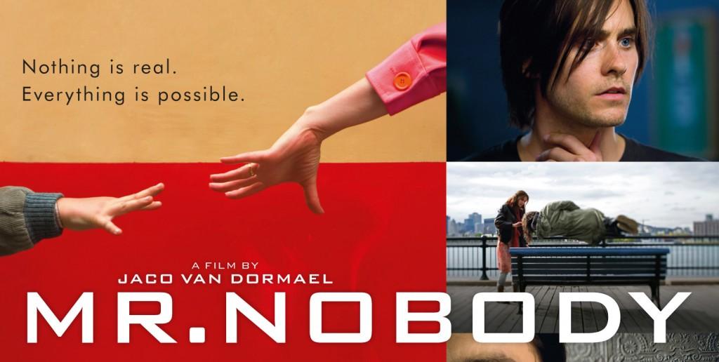 Cartel de la pelicula Mr Nobody